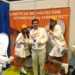 PROTECTION LUNETTE WC à Europropre, un système reconnu