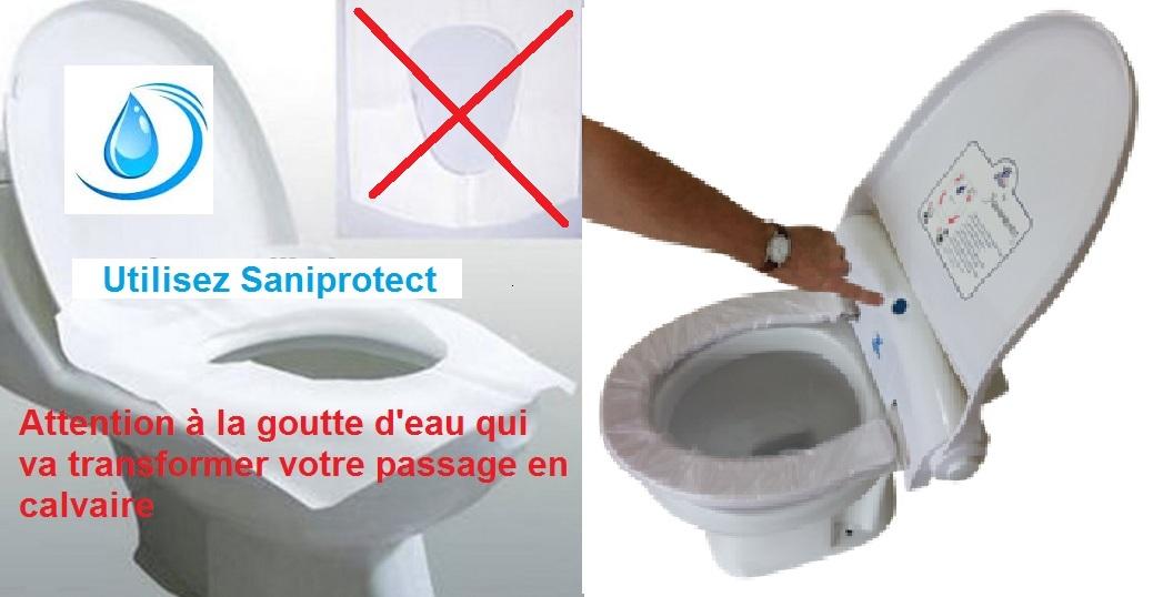 Couvre siege ou protection de lunette wc 4eb2974d67e8