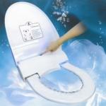 50% sur la protection de lunette WC avec «Prévention Covid»